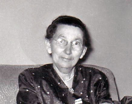 Marie Bourgeois Cormier